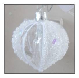 Cheap 6cm Tree Decoration Christmas Ornament