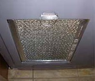 Kitchen Exhaust Fan grease filters