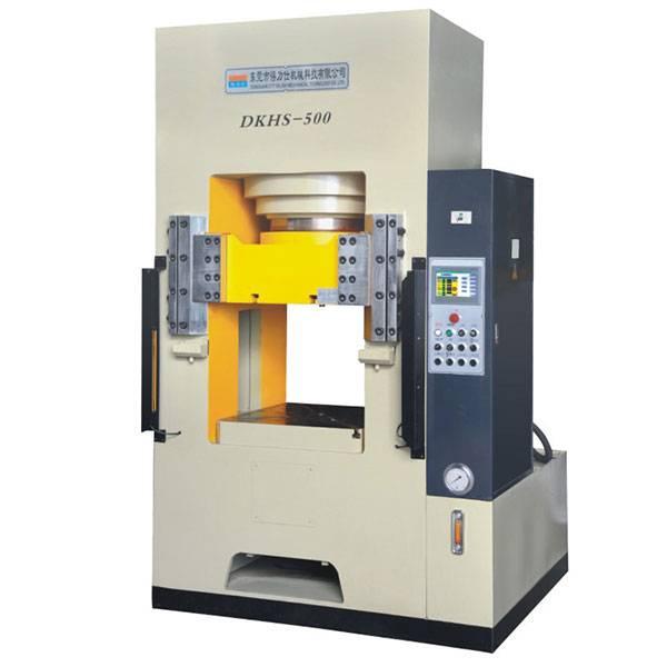 Servo Cold Extrusion Hydraulic Press Machine