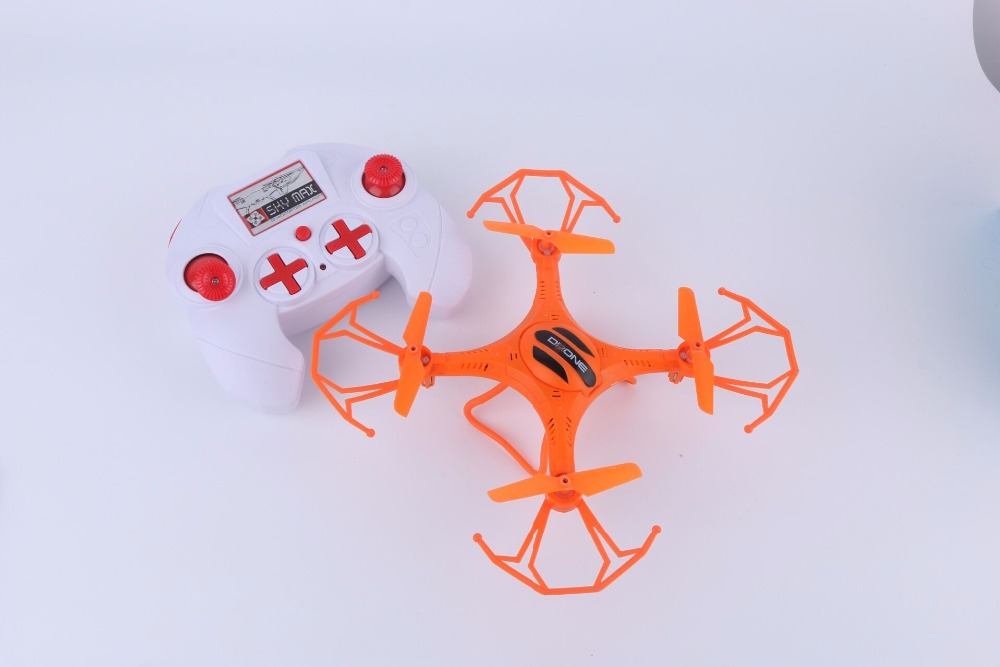 Hot selling 2017 amazon remote control aircraft 2.4g 4ch six-axis gyro rc helicopter drone kit