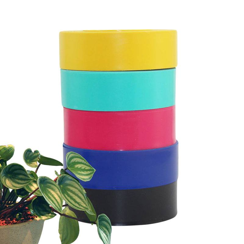 Yuanjinghe Black PVC Electrical Tape Colored Insulation Tape Wire wrapping manufacturer