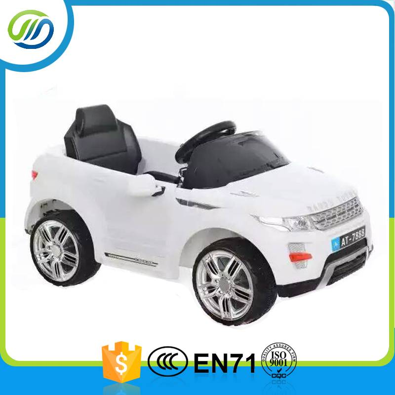 Battery operated electric kids car rc car