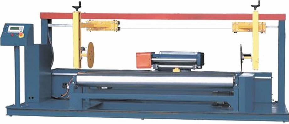 Stretch Wrapping Machine For Fabric Roll