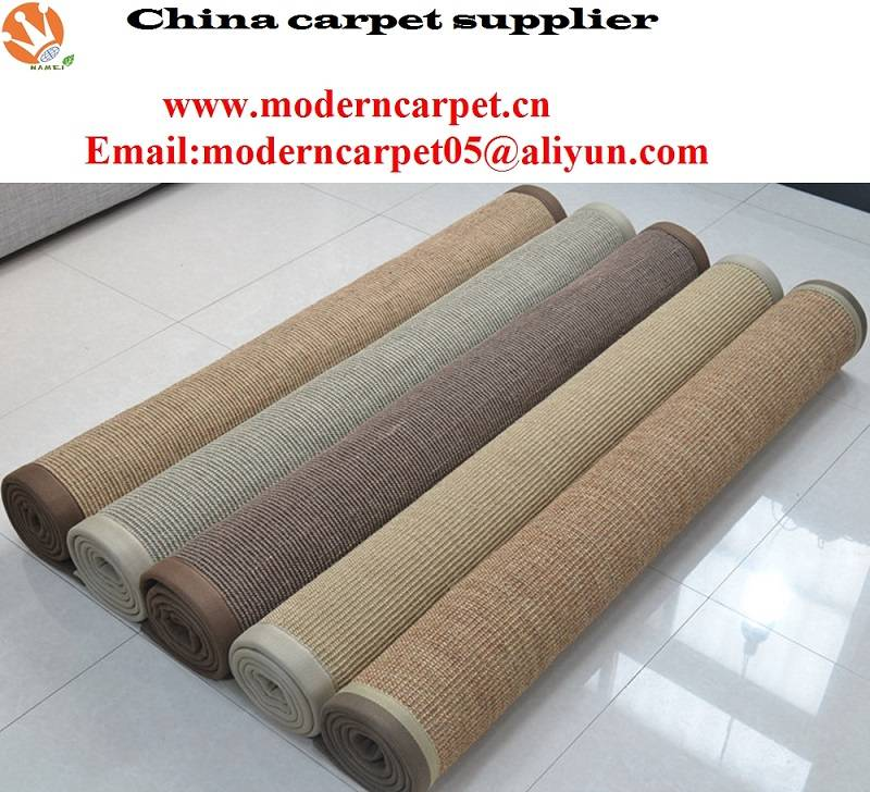 Natural sisal carpet rolls,sisal rugs