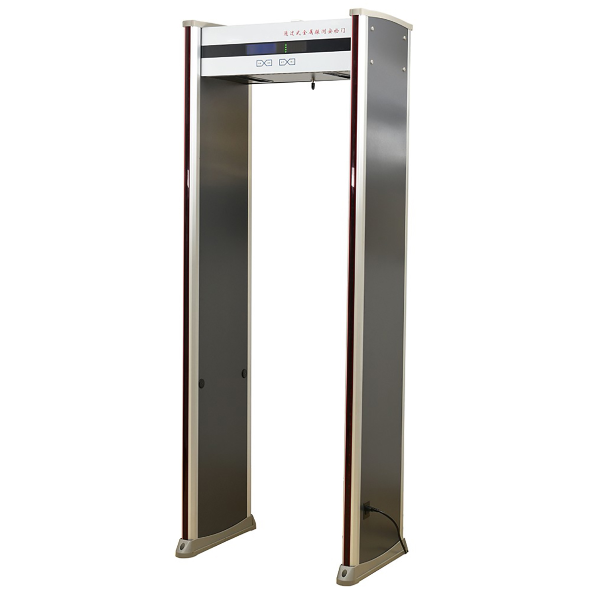 633D walk through body scanner metal detector
