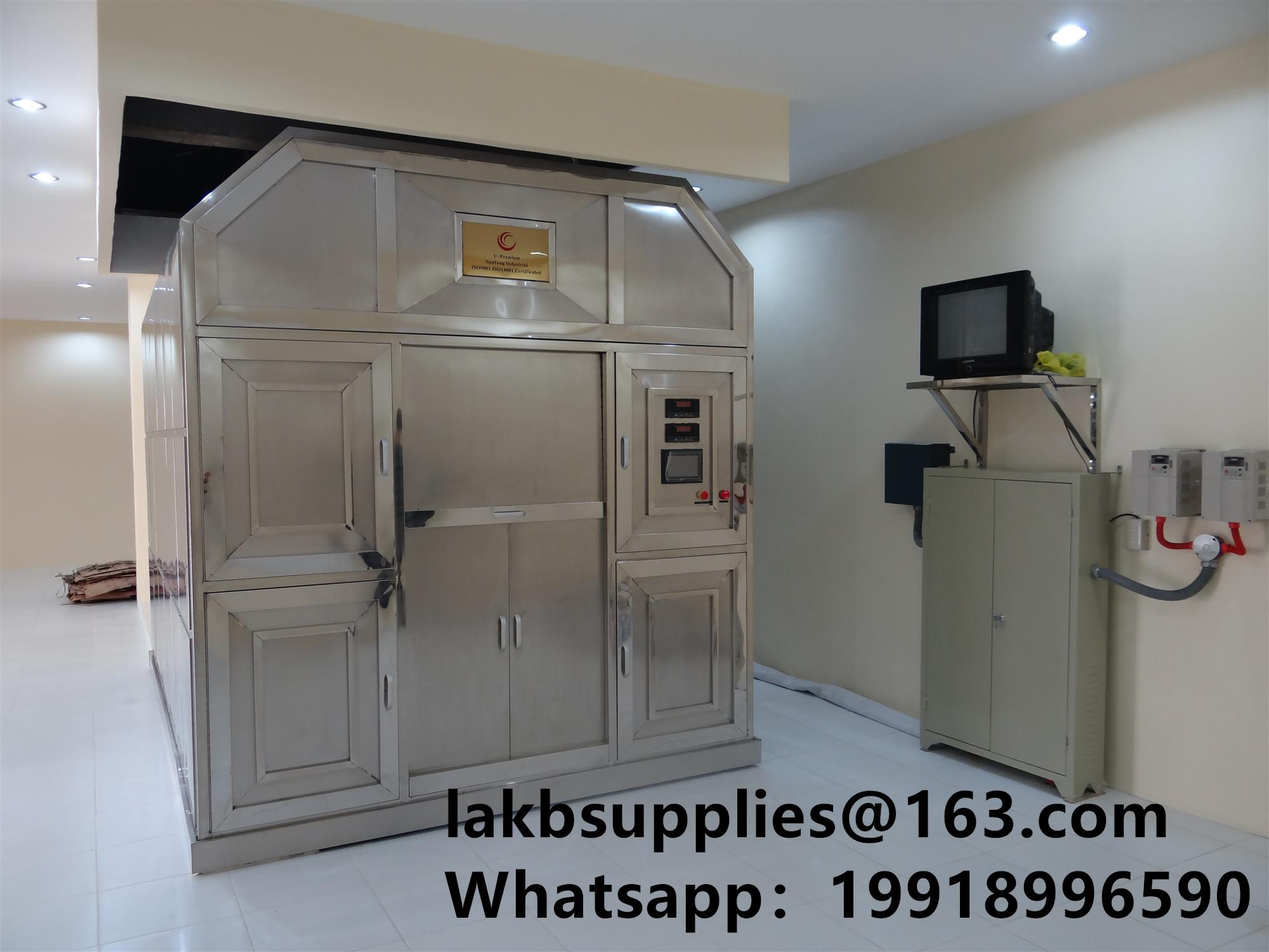 Human Crematory System,Cremator,cremation machine,crematory equipment