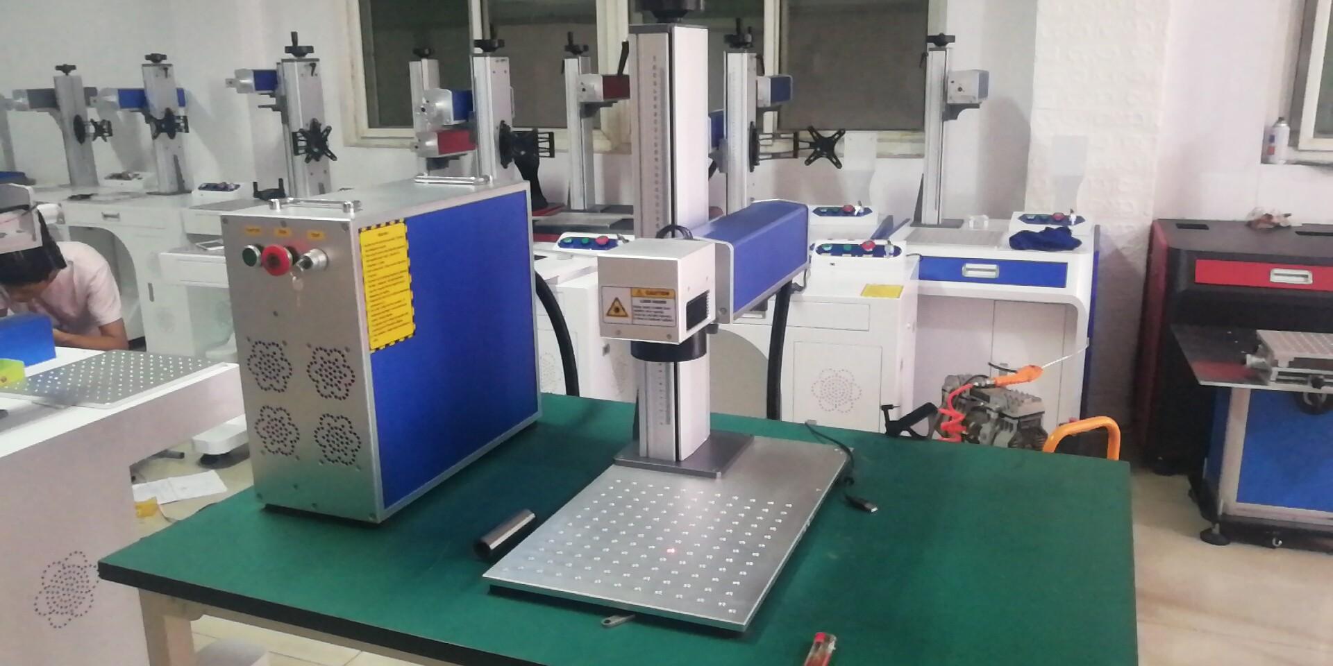 20w 30w 50w laser Fiber marking machine