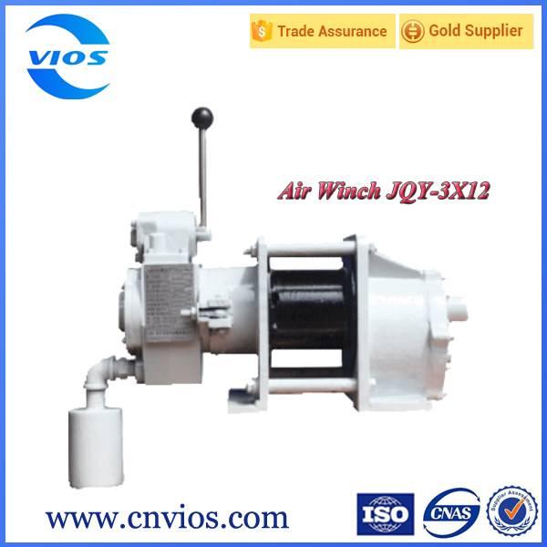 pneumatic air tugger winch