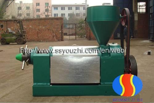 6YL-165 Peanut Oil Press Machine