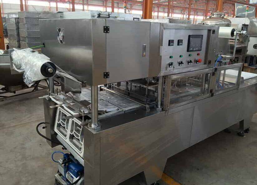 Vegetable and Food Modified Atmosphere Packing Machine