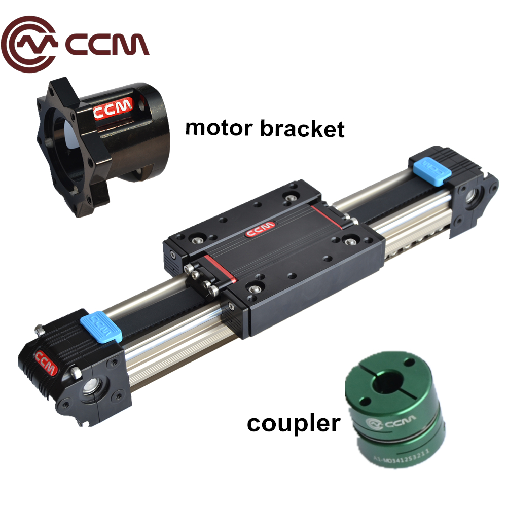 CCM W60-35 Linear Bearing Slide Rail 900mm Square Slide Unit Linear Motion Load 35kg