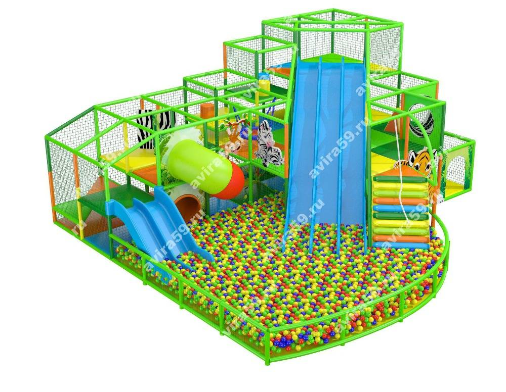 Indoor playground Limpopo