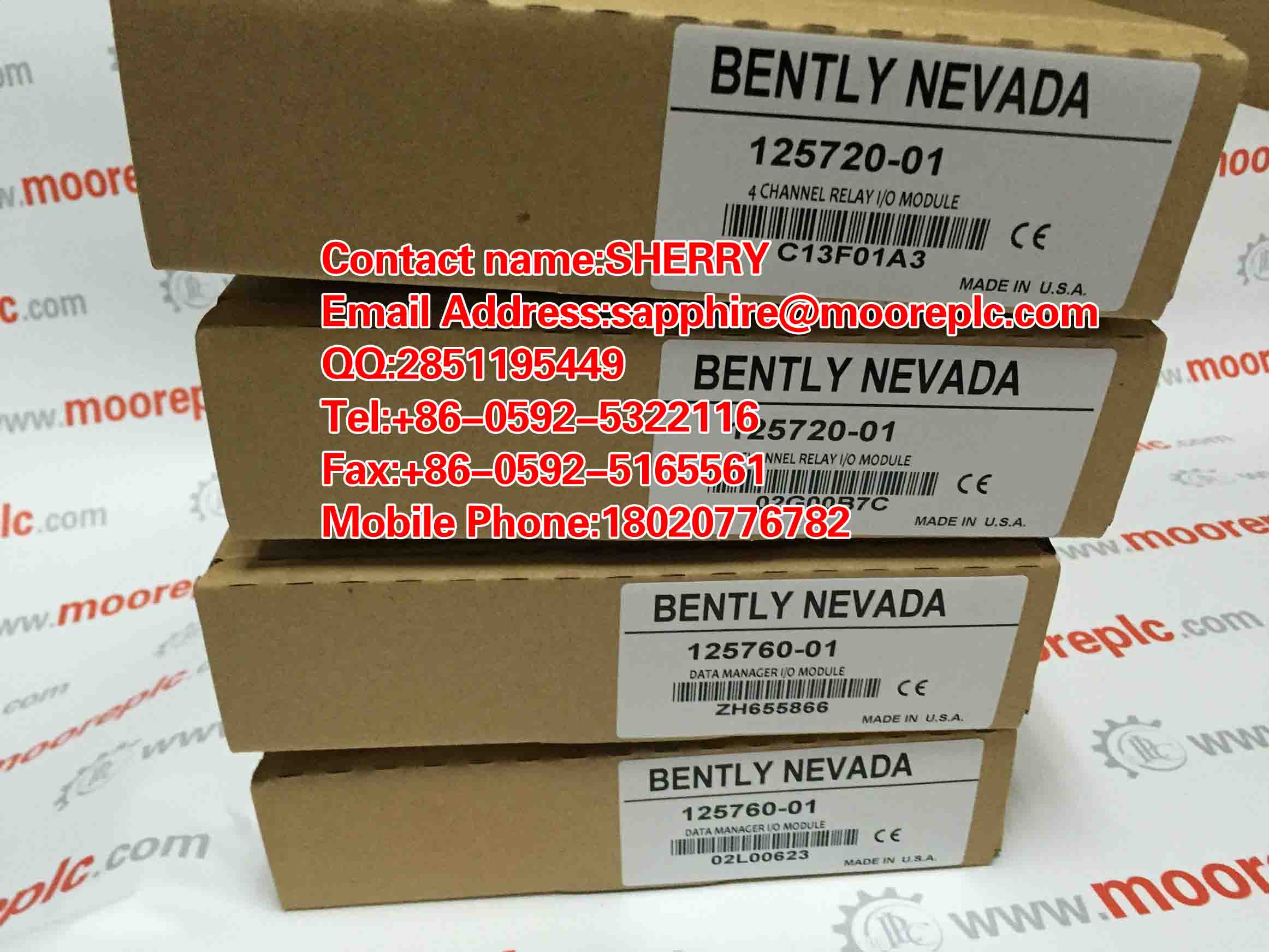 Bently Nevada 3500/32 350032 NEW FACTROY SEAL