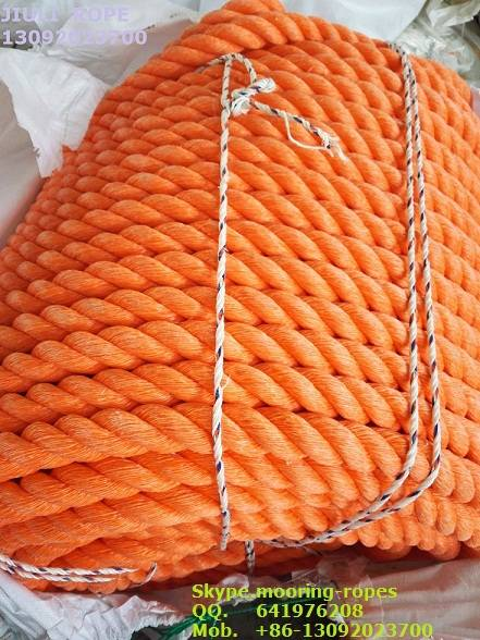 polypropylene mono-filament hawsers