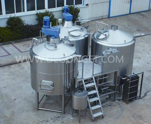 400L micro homebrew beer brewing equipment