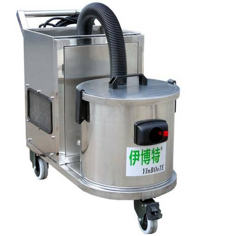 Stationary industrial vacuum cleaner  On the equipment of form a complete set of small industrial va