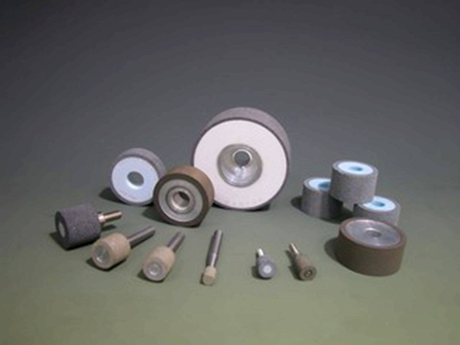 Vitrified CBN Wheel for bearing grinding