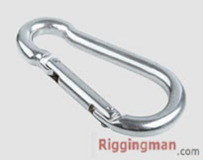 STAINLESS STEEL SNAP HOOK,AISI 304 or 316