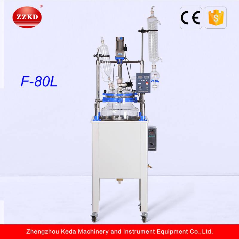 Lab Oil Bath Water Bath Making Polyester Resin Reactor