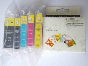 printer inkjet compatible ink cartridge BCI-8BK/C/M/Y/PC/PM
