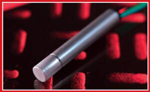 Probe Style O2 Sensor Oxygen Sensor Oxygen pressure range 2 mbar - 3bar