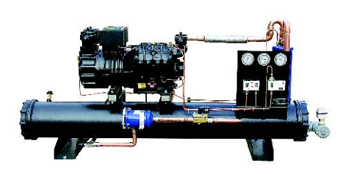 AV water-cooled condensing units