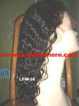 Lace front wigs 100% remy human hair