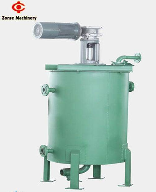 Zonre Mechanical mixing tank stainless steel