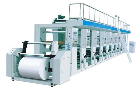 HPRT-B High Speed Printing Machine