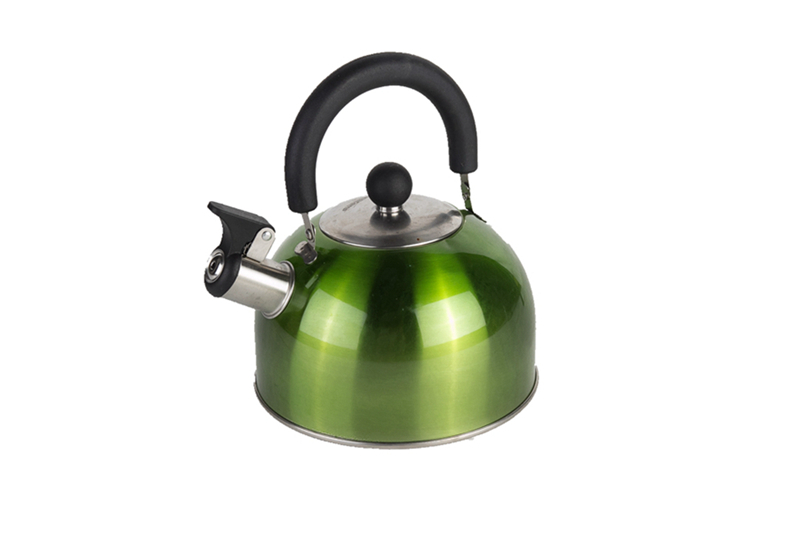 2.0L stainless steel kettle stainless steel whistling kettle