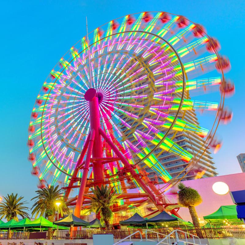 65m Ferris Wheel Ride HFMT65