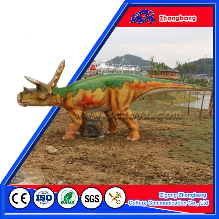 Attractive Outdoor Statue Jurassic Huge Dinosaur