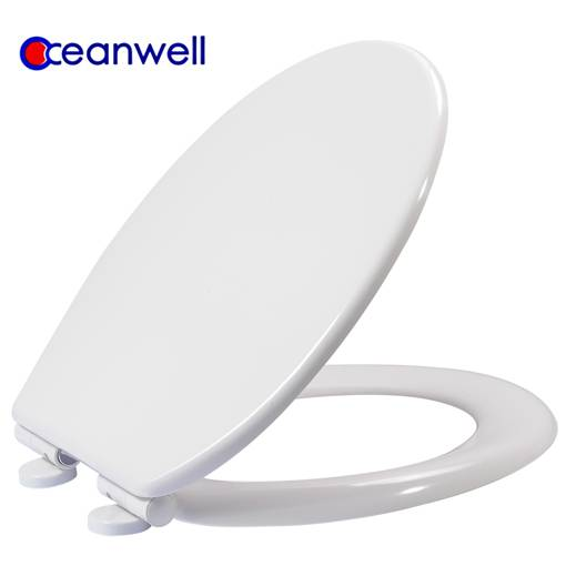 Easy Stalling Toilet Seat Cover