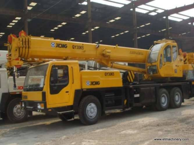 XCMG truck crane QY30K5