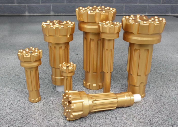 PDC drilling bits for mining