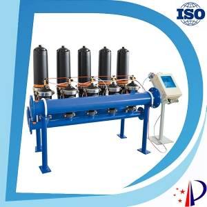 disc filtration system-3 inch Endogenous 5-Unit System