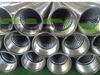 stainless steel rod based well screens