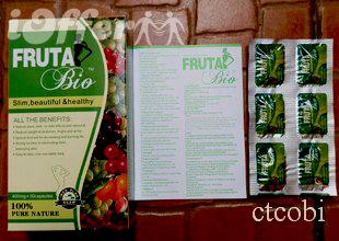 Fruta Bio Slimming Capsuels-100% Prue Natural Weight Loss