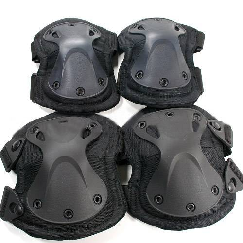 Tactical elbow pads and knees pads