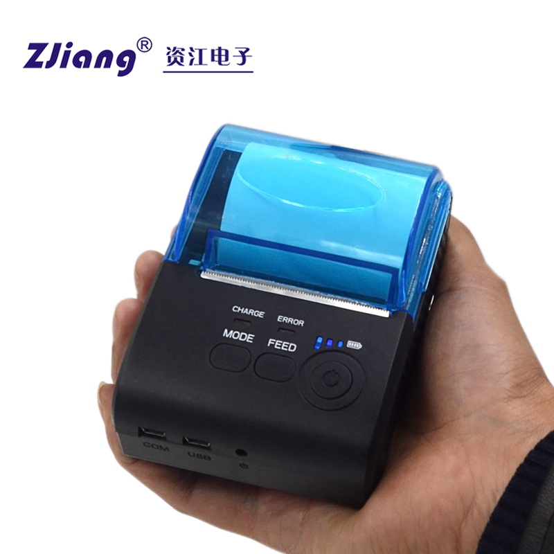 Wholesale Pos Thermal Printer ZJ-5805DD Portable Printers for Mobiles