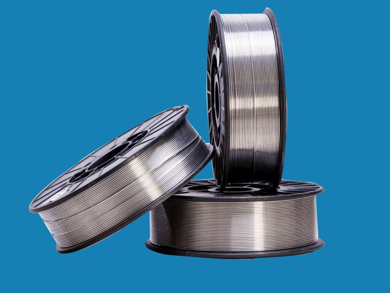 Pure thermal spray Aluminum wire