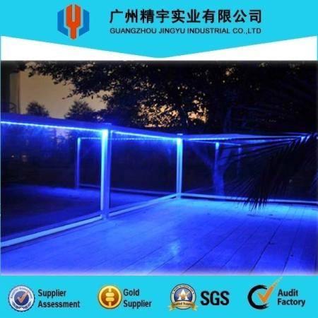 stainless steel grass railing