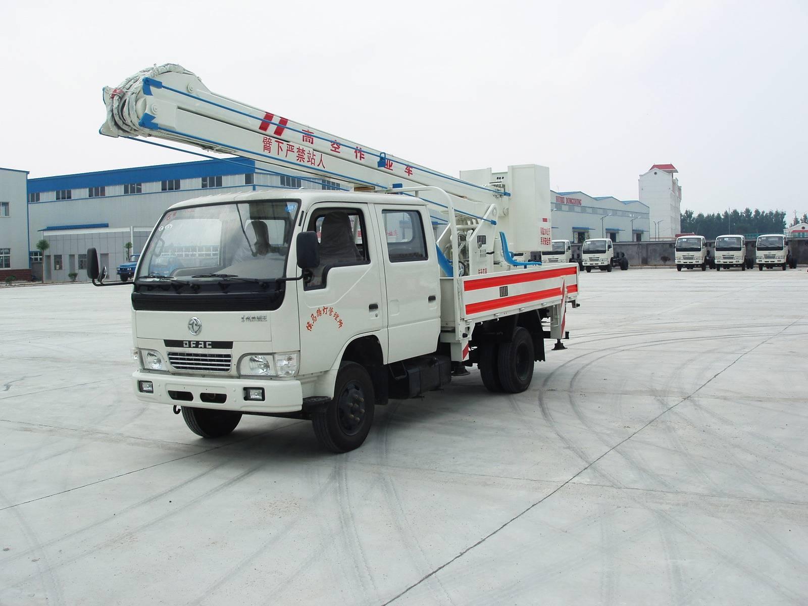 car-carrying arm lift