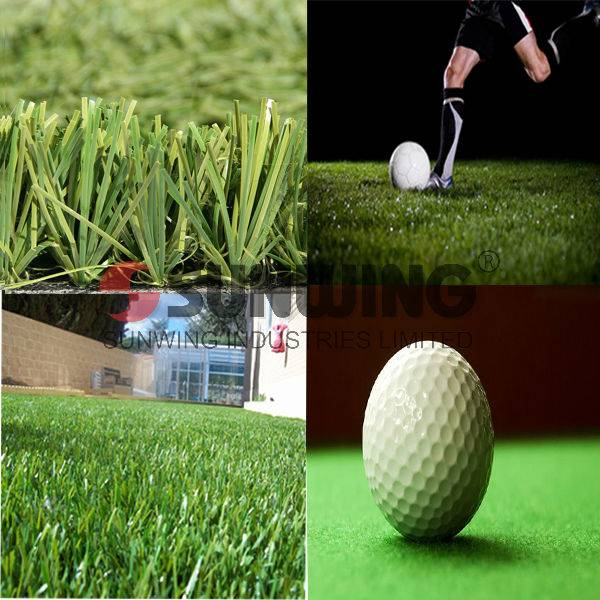 Hot sale professiona football field synthetic grass carpet artificial grass for football