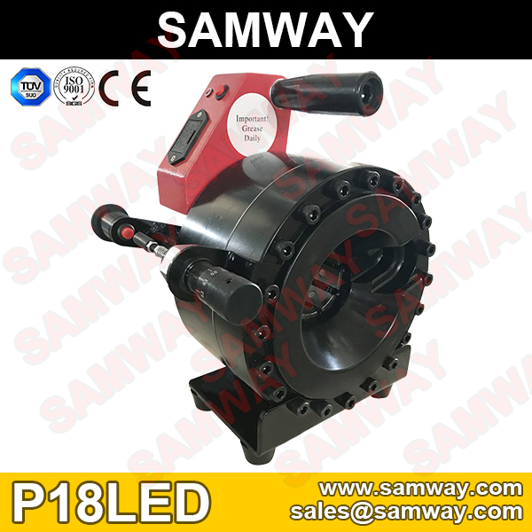 Samway P18LED Portable Crimper