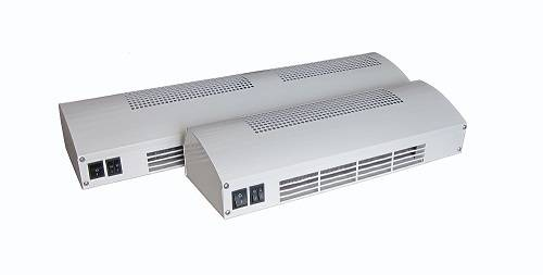 Small Opening Air Curtain