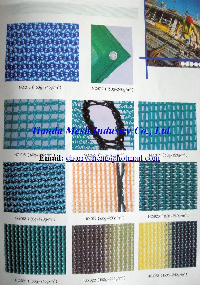 scaffolding net