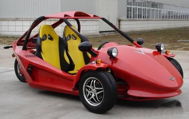 Gasoline Tricar