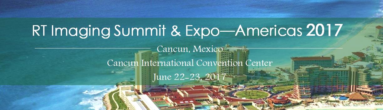 RT Imaging Summit & Expo-Americas 2017