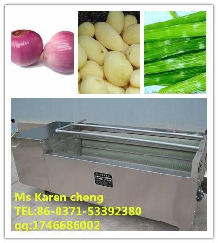 fruit and vegetable brush washing machine